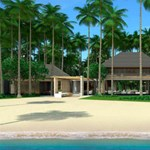 Így fog kinézni DiCaprio öko-üdülője, ami saját szigetén épül