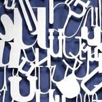 Látványos tipográfia: kézzel vágott tipóposzterek