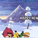Jön a sárkány éve... az Angry Birds-ben is! Boldog új évet kívánunk! [videó]