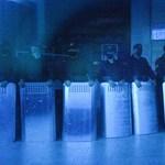 Rohamrendőröket vezényeltek a fehérorosz állami média épületéhez