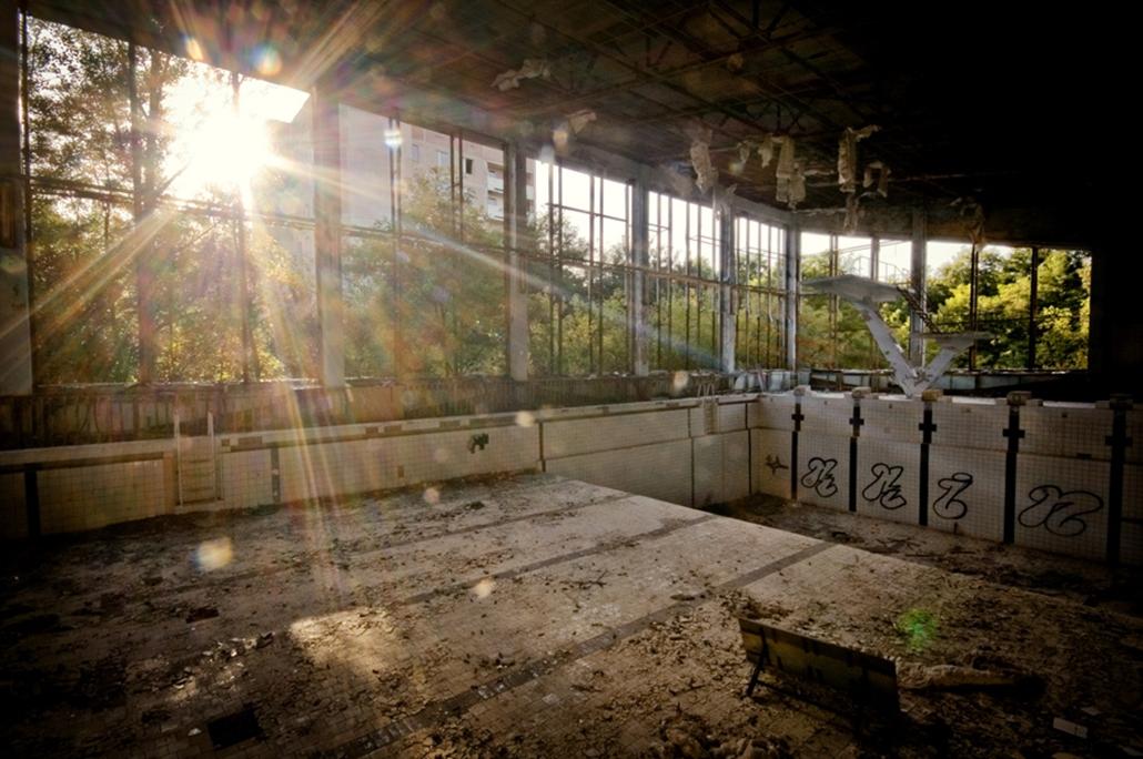 csernobil Nagyítás