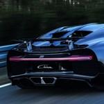 Mi ment a 400-zal repesztő Bugatti Chiron előtt? Hát, meg fog lepődni