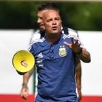 Átvenné saját maga irányítását az argentin csapat a horvátok elleni zakó után