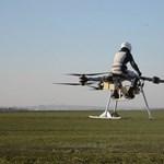 Beelőzik a magyar drónbiciklit?