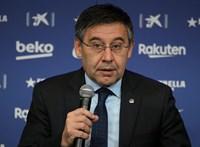 Letartóztatták a Barcelona volt elnökét