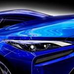 Rút hidrogénautóból menő sportszedán: itt a teljesen új Toyota Mirai