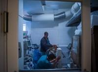 272 újabb áldozata van a járványnak, 1209-en vannak lélegezgetőgépen