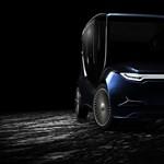 Inkább hintó, mint autó, de felettébb érdekes az első ukrán elektromos kocsi