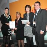 Magyar munkaügyi központot díjazott az Európai Bizottság