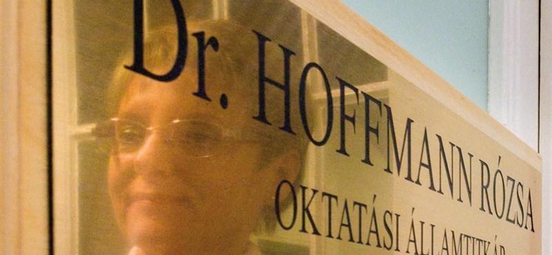 Hoffmann: 6, 10 vagy 12 évig itthon kell dolgozniuk a támogatott diákoknak