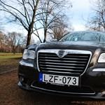 Exkluzív teszt: Lancia Thema, a gyorsnaszád