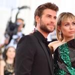 Miley Cyrus és Liam Hemsworth egy évig sem bírták együtt: válnak