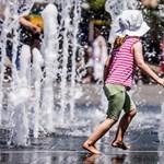 Hőségriasztást adott ki az országos tiszti főorvos