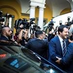 Orbán meghajolt Salvini előtt, mert tudja, ebben a meccsben nem ő a sztár