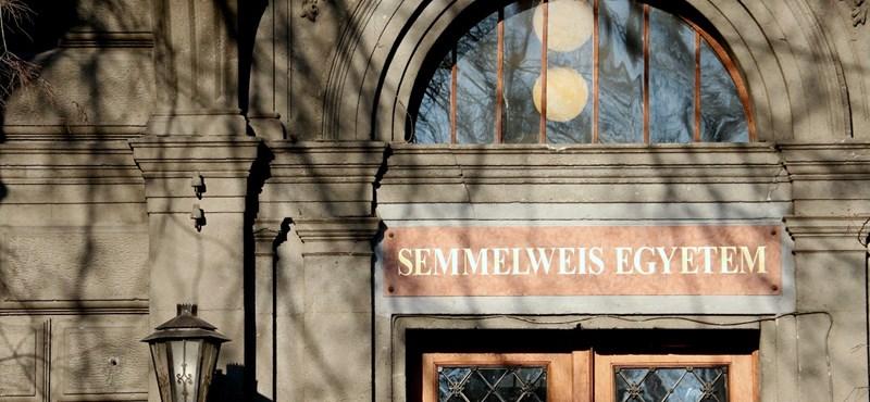 Semmelweis Egyetem rektora: nincs szó egyetlen nagy budapesti egyetemről