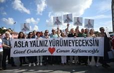 Kihúzta a gyufát Erdogannál, 10 év börtön várhat a török ellenzék motorjára