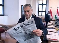 Napszúrást kapott a Magyar Nemzet: a V4-ek diadalát látják a zsugorodásukban