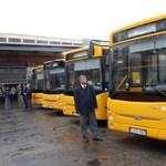 Túl öregek a Volánbuszok az uniós elvárásokhoz képest