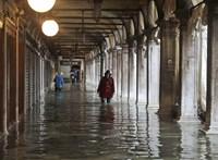 Velence víz alatt, a polgármester szerint a klímaváltozás az oka