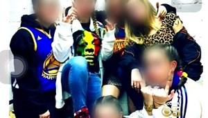Bulit csaptak a diákok, felfüggesztették őket