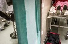 Holtan találtak egy idős nőt egy orvosi rendelő mosdójában