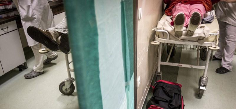 Kunetz Zsombor a Fülkében: Egy főorvosnak 3 millió, egy kezdőnek 600 ezer járna