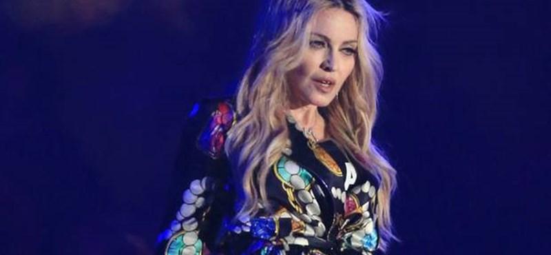 Harvey Weinstein Madonnát is szexuális ajánlatokkal zaklatta