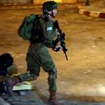 Gázolásos merénylet volt Ciszjordániában