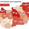152 koronavírus-fertőzött hunyt el egy nap alatt