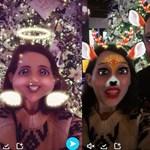 Frissítse vagy töltse le karácsonykor a Snapchatet, jópofa ünnepi filtereket kapott