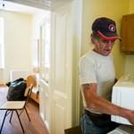 A LÉLEK-házban kezdhet új életet három hajléktalan