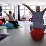 A testedzés nem lassítja az időskori elbutulás folyamatát