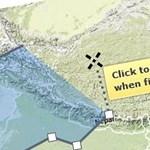 Értesítés földrengésekről, emailben