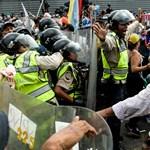 Következmények nélkül öltek meg ezreket a venezuelai biztonsági erők az elmúlt években