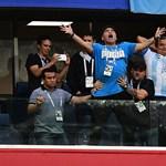 Úgy kikészült Maradona, hogy kórházba kellett vinni