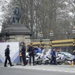 Nyolc rendőrmotorost kaszált el egy brüsszeli ámokfutó