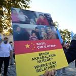 Egy új kiadatási egyezmény miatt lehetnek veszélyben a Törökországba menekülő ujgurok