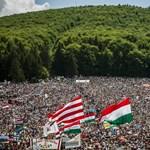 Román államtitkár fúrta meg a csíksomlyói búcsú kulturális örökségi felvételét