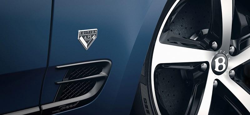 A világ legrégebb óta gyártásban lévő V8-asával búcsúzik a Bentley Mulsanne