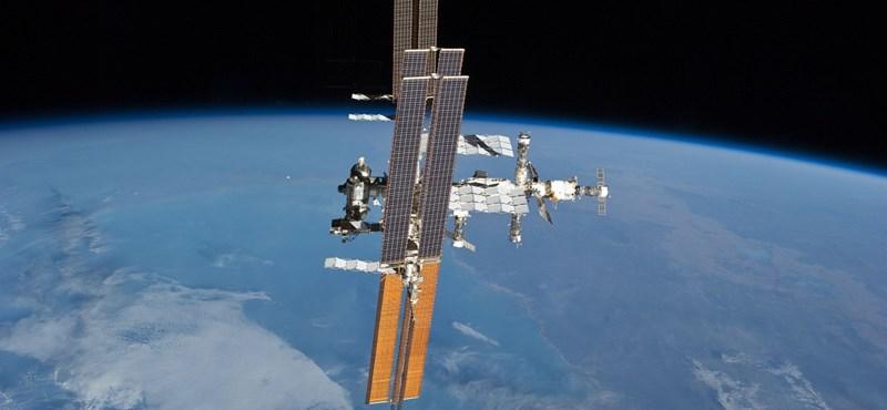 Megszakadt a földi kapcsolat a nemzetközi űrállomással