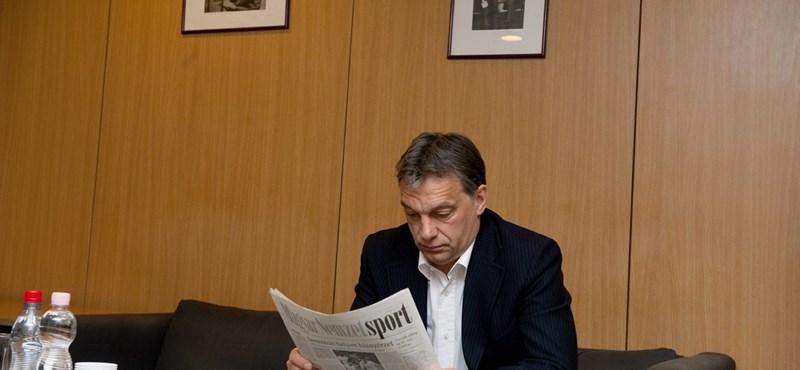 """""""Orbán beszédéből kimaradt egy mondat"""" - hol van Gyurcsány?"""