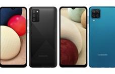 Két új olcsó telefont ad ki a Samsung: íme a Galaxy A12 és a Galaxy A02s