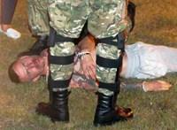 Véresre verték a választási eredmény ellen tüntetőket Fehéroroszországban – Nagyítás képgaléria