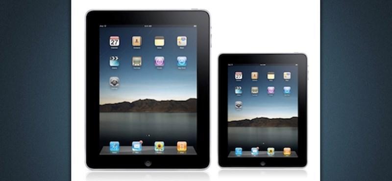 Egyre valószínűbb, hogy lesz iPad mini
