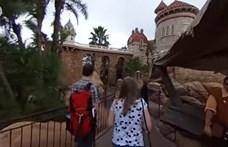 360 fokos program otthonra: nézzen körül a Disney-élményparkokban a gépe előtt ülve