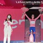 Valter Attila átvette a vezetést összetettben a Giro d'Italián