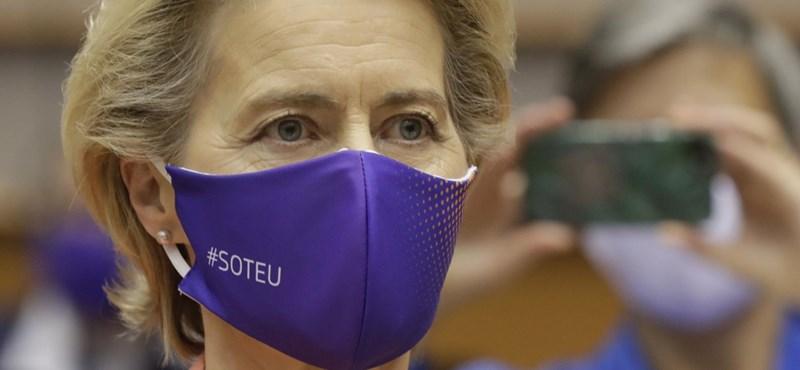 Ursula von der Leyen: Vétó helyett az Európai Bírósághoz forduljanak a magyarok és a lengyelek