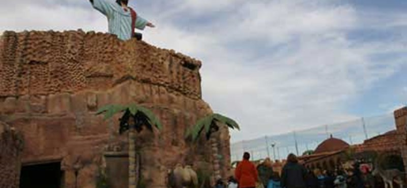 """Keresztény """"Disneyland"""" épülhet Mallorcán"""
