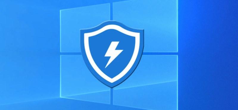 Akadt egy nem is olyan kis gond a Windows 10 beépített víruskergetőjével