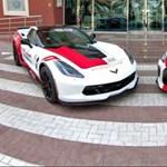 Már nemcsak a rendőrök, de a mentősök is szuperautókkal járnak Dubaiban